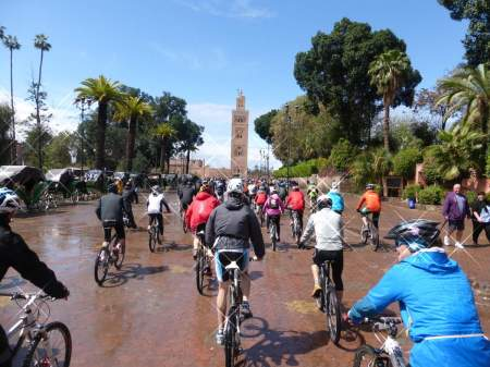 marrakech bike tour
