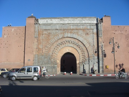 marrakech city tour with linch