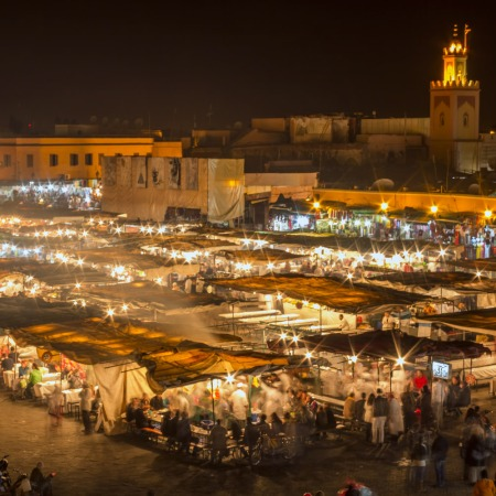Marrakech Night City Tour