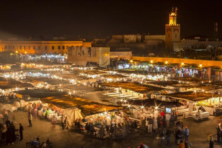 Marrakech Night City Tour